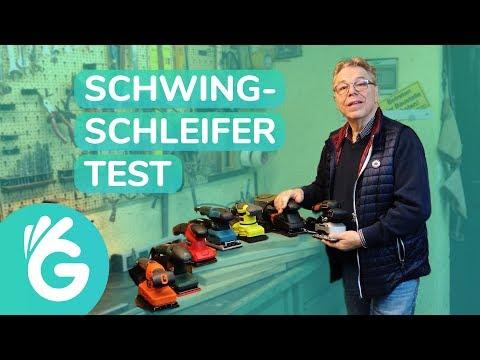 Schwingschleifer Test – 7 Schwingschleifer von Makita, Bosch und mehr im Vergleich