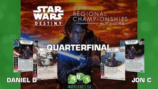 SW: Destiny - Regional @401 Games - Mar 10, 2018 - Quarterfinal