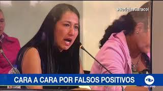 ENCUENTRO ENTRE VÍCTIMAS DE FALSOS POSITIVOS Y MILITARES VICTIMARIOS