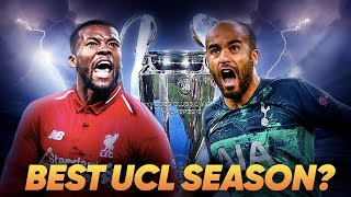 Is This The Best Champions League Season Ever?! | #UCLReview