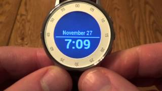 Pebble Time Round Review - White face edition