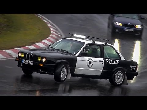 Nürburgring Greatest Moments Of 2016 – Best Of Highlights, Crashes, Drifts & Fails