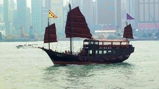 Video : China : Hong Kong 香港 scenes (2)