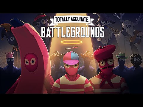 Totally Accurate Battlegrounds free to play trailer