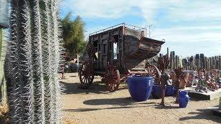 Old West Cactus Garden