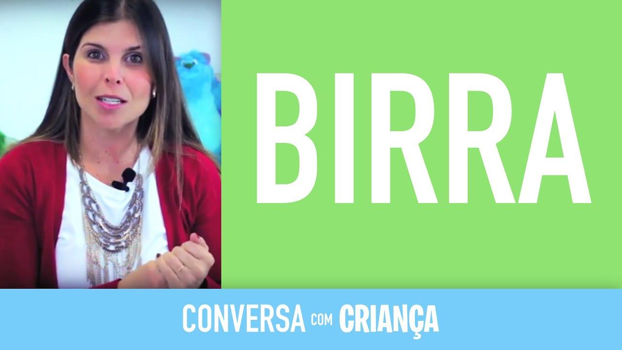 Birra | Conversa com Criança
