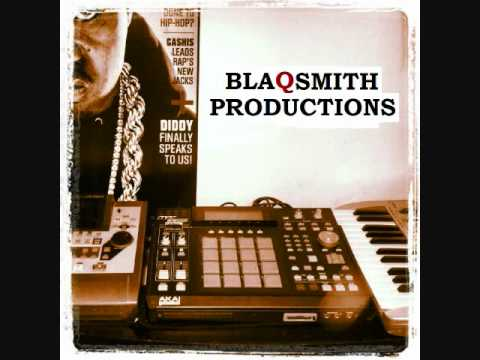 Blaqsmith Productions-Cold War Instrumental