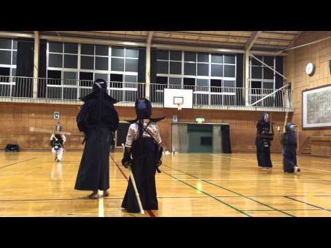 2015/08/26 可知小学校 稽古