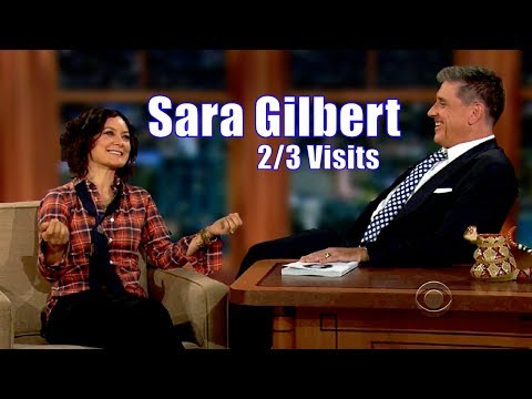 Sara Gilbert - Puberty Occurs 4 Yrs Sooner Now, Than 200 Yrs Ago - 2/3 Visits In Timely Order