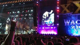 Sabaton   40:1 (1.8.2019, Wacken, Germany)