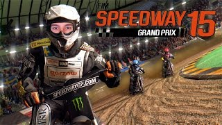 JESTEM ŻUŻLOWCEM!!!   FIM Speedway Grand Prix 15 #1 (w: Flarek, Mati)