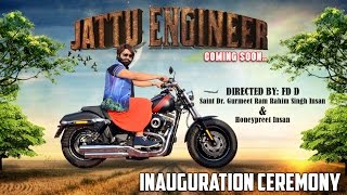 Inauguration Ceremony of Jattu Engineer | Directed by FD D