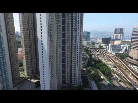 DJI Phantom 3 at Lower Ngau Tau Kok Estate (牛頭角下邨)