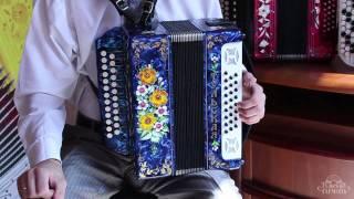 Видео-школа обучения на гармони П.Уханова-урок 2
