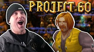 A FAMILIAR ADVENTURE - Project 60 Vanilla WoW Community Event Highlights w/ Streamers! (PART 1)