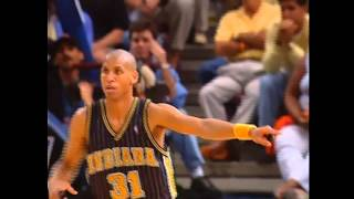 Reggie Miller - 34 points vs Knicks Full Highlights (2000 ECF GM6) (2000.06.02)
