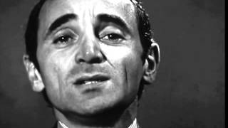 Charles Aznavour - Hier encore