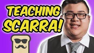 TEACHING SCARRA HEARTHSTONE   RENOUNCE WARLOCK   DISGUISED TOAST