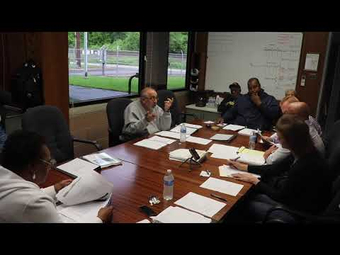 Mon Valley Sewage Authority Meeting 05-13-2019