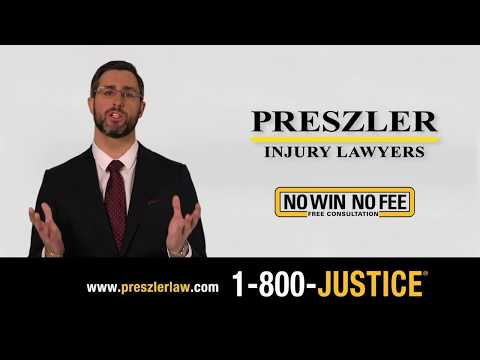 Preszler Law Firm Injury Lawyers video