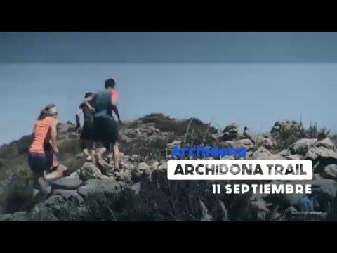 Vídeo Promocional I Copa Provincial de Trail Diputación de Málaga