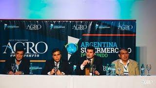 Raúl Chico, Pablo Vargiú, Oscar de la Barrera, Marcelo Varela - Provincia de Catamarca