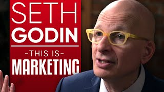 SETH GODIN – THIS IS MARKETING: How To Find Your Viable Audience & Win Trust From Your Target Market
