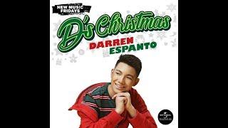 My Grown Up Christmas List sang by Darren Espanto