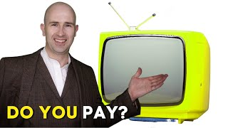 When You Need To Pay For A TV Licence | Part 1