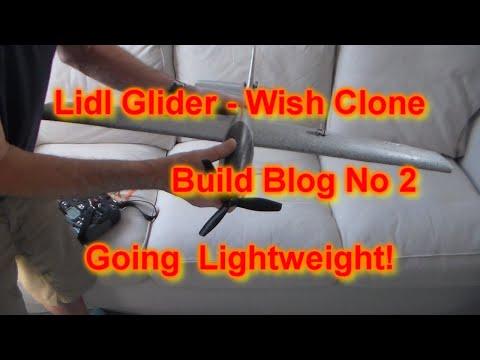 lidl-glider-clone-power-conversion-build-blog-2--the-lightweight-version