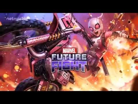 MARVEL Future Fight August Update  : New Avengers and Alliance Tournament