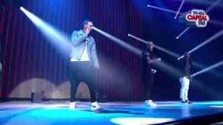 JLS - 'Hottest Girl In The World' (Live Performance, Jingle Bell Ball 2012)