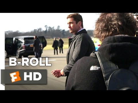 London Has Fallen B-ROLL 1 (2016) - Gerard Butler, Morgan Freeman Movie HD
