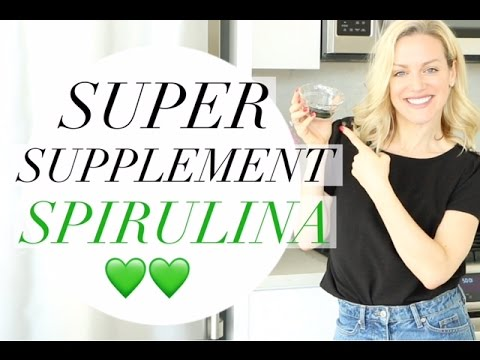 Video SUPERFOOD SUPPLEMENT: SPIRULINA | TRACY CAMPOLI | BENEFITS OF SPIRULINA