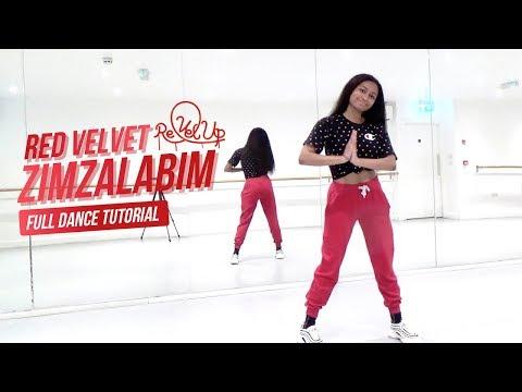 [FULL TUTORIAL] Red Velvet 레드벨벳 - '짐살라빔 (Zimzalabim)' - Dance Tutorial - FULL EXPLANATION