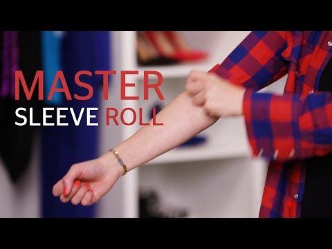 Die beste Art zu krempeln » Master Sleeve Roll | STYLIGHT How To Wear
