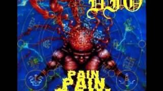 Dio - Pain (Guitar Solo) Live In Cincinnati OH 09.22.1994