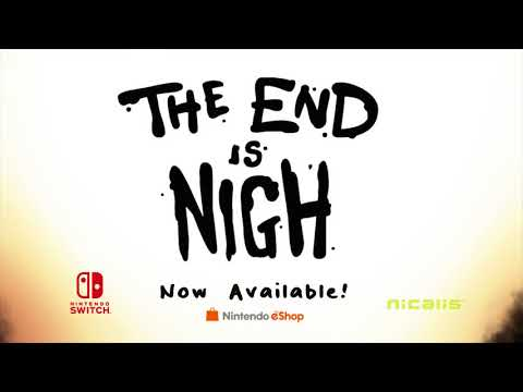 Видео № 1 из игры The End Is Nigh [NSwitch]