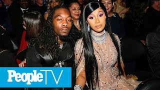 Cardi B Condemns Rumor That Her Divorce Is Because Offset 'Got A Girl Pregnant' | PeopleTV