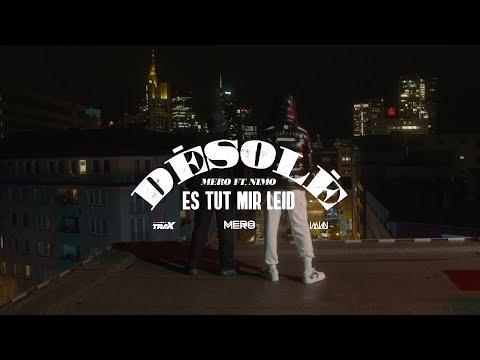 MERO feat. NIMO - DÉSOLÉ