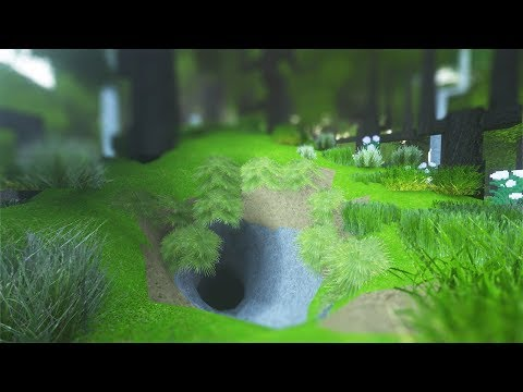 Minecraft Ray Tracing + NoCubes Mod Make Real Life Look Bad