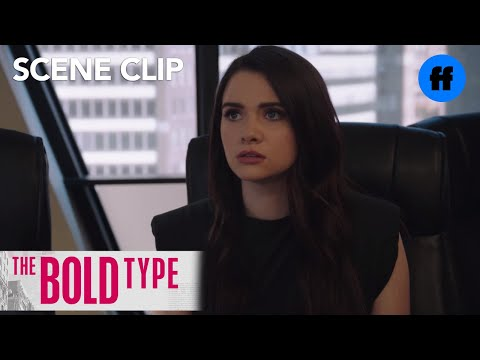 The Bold Type | Season 1, Episode 5: Sutton Fights For Her Job | Freeform