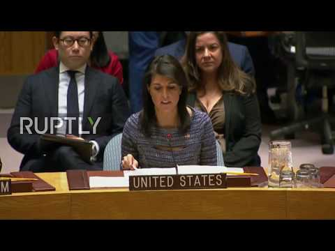 UN: Security Council imposes new sanctions on North Korea