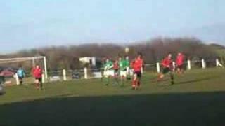 Mousehole v Callington Match Action