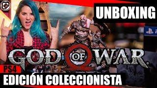 UNBOXING GOD OF WAR - Edición Coleccionista