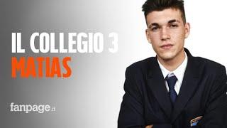 Il Collegio 3, chi è Matias Caviglia: il calciatore protagonista di questa edizione