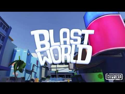 Blastworld Announcement Trailer