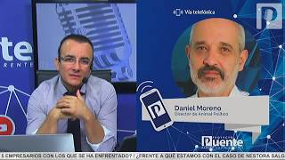 Meade miente sobre Nestora Salgado, es estrategia desesperada del PRI: Daniel Moreno