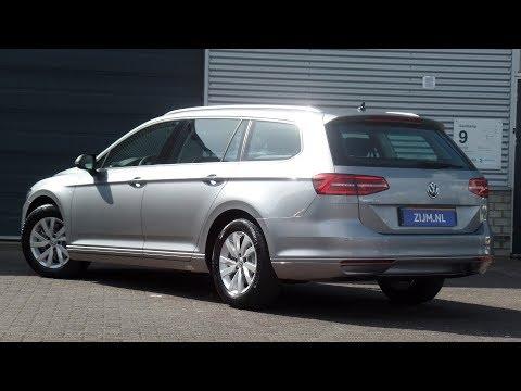 Volkswagen NEW Passat variant 2018 Comfortline Pyrit Silver Metallic Walk Around & Detail inside