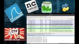 OZ-CTF challenges 7-8 solutions ( Traffic analysis wireshark and python pickle to flag png )